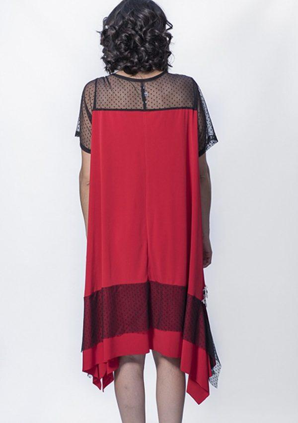 vestido-rojo-de-tul