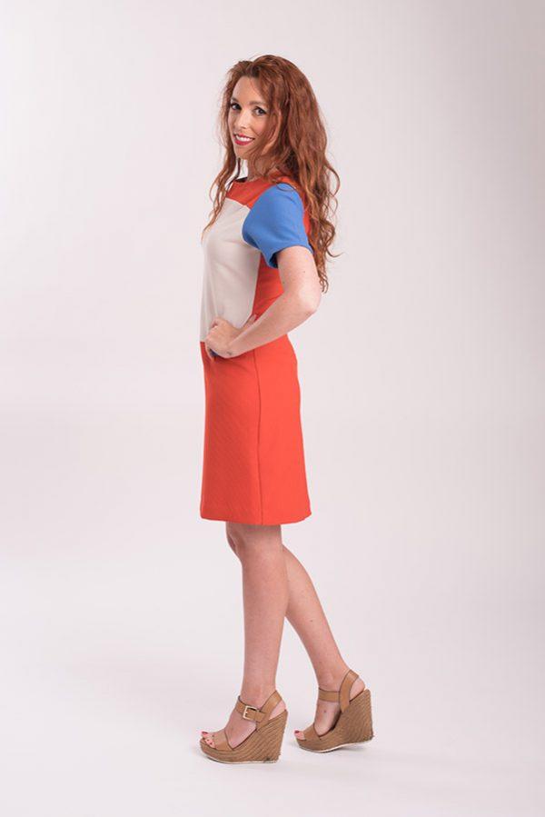 vestido-de-verano-tricolor