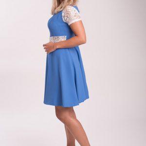 vestido-falda-campana-azulon-barato
