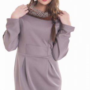 vestido-de-cuello-chimenea