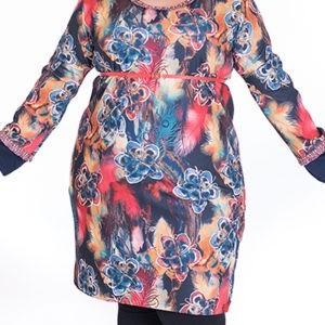 vestido-estampado-floral-tallas-especiales
