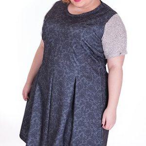 vestido-con-pliegues