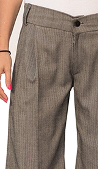 pantalon-corto-mujer-rayas
