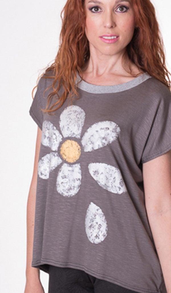 camiseta-de-mujer-margarita-dibujo