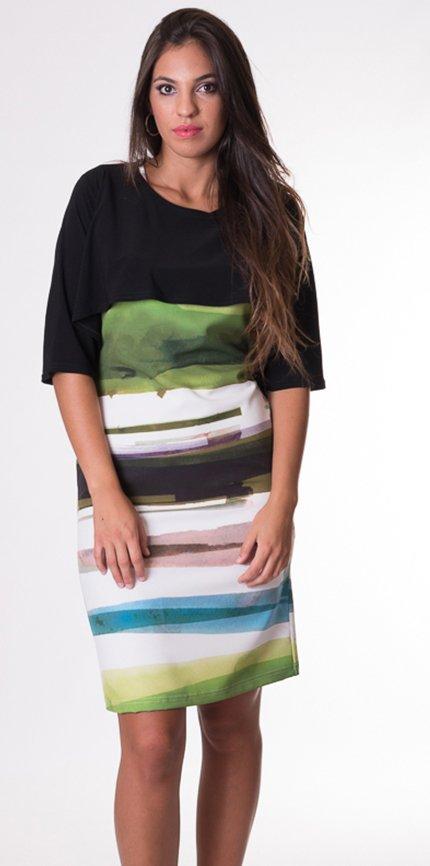 vestido-recto-verde-agua