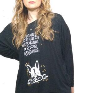 camiseta-de- mujer-con-mensaje