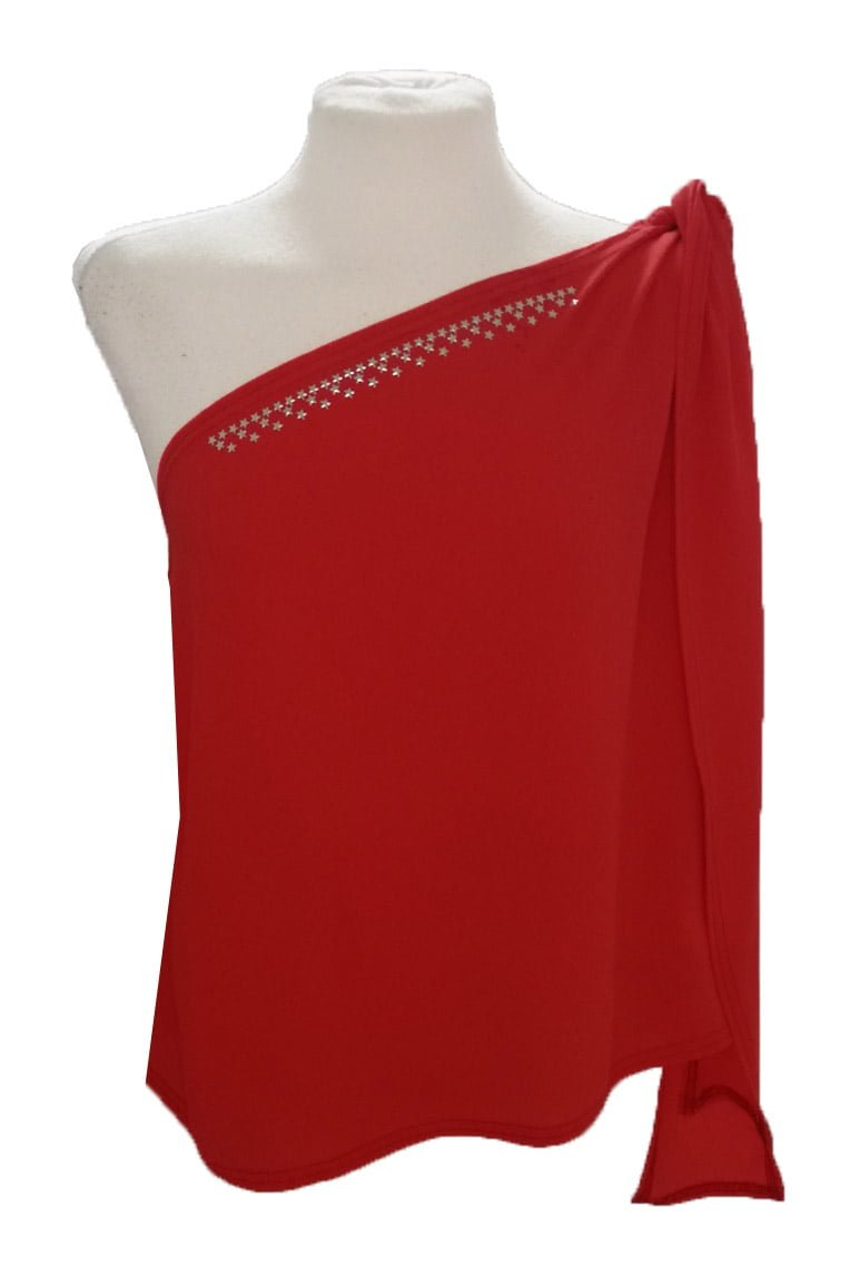 blusa-asimetrica-naranja-camisa