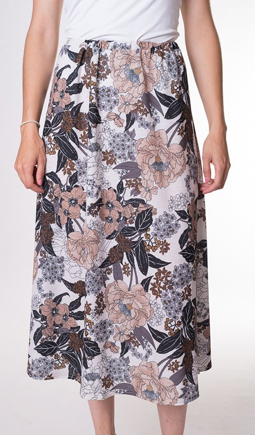 falda-midi-flores-tallas-grandes-bohemia