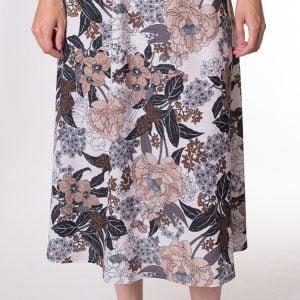 falda-de-rizo-flores-tallas-grandes-bohemia