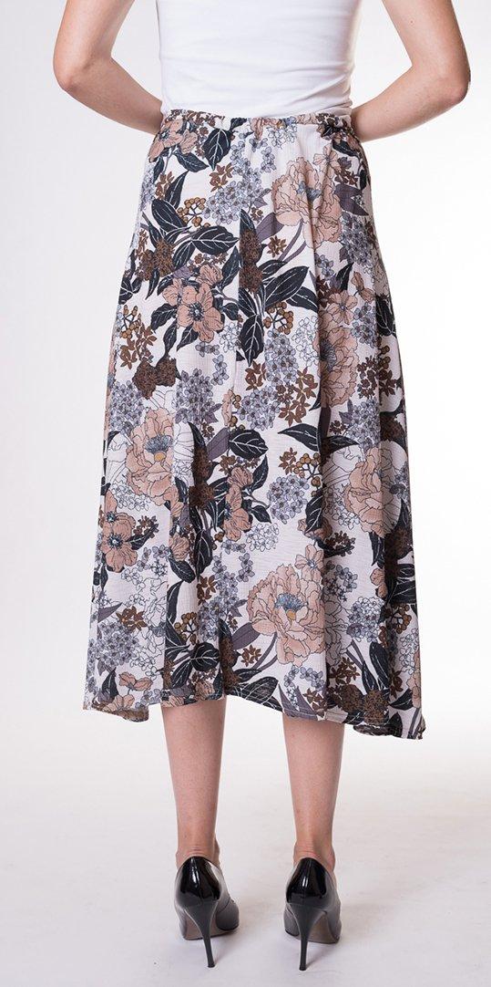 falda-de-rizo-flores-tallas-grandes