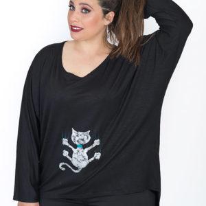 camiseta-parte-espalda-larga-gato