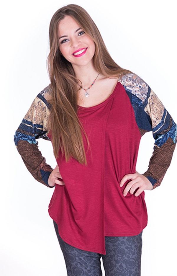 camiseta-de-manga-larga-color-granate