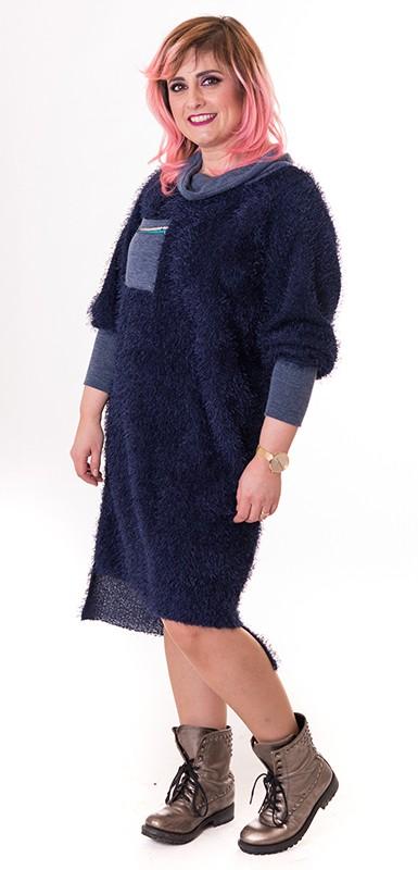 vestido-cuello-vuelto-azul-marino