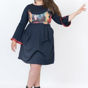 vestido-de-talla-grande-mujer-tipo-globo