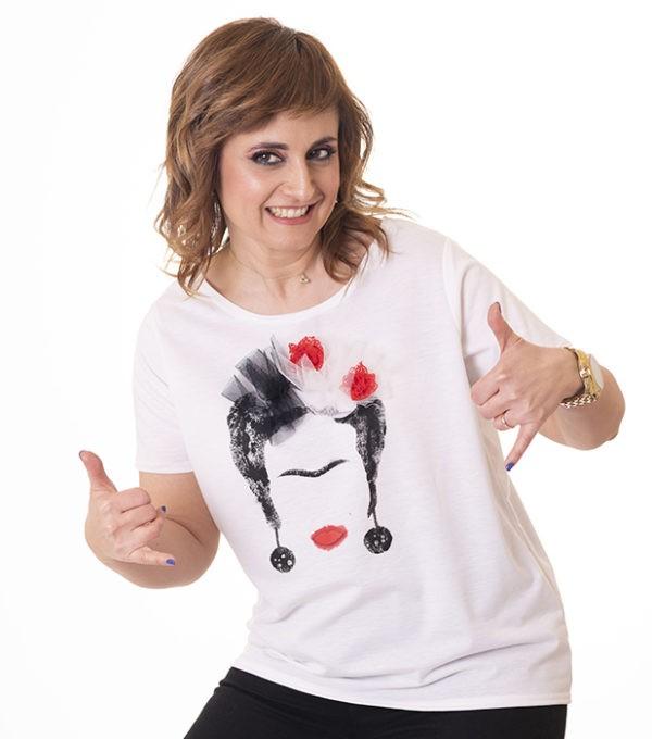 blanca-camiseta-frida-kahlo