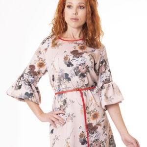 vestido-flores-raso-recto