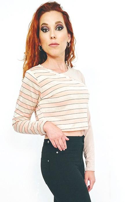 jersey-invierno-de-mujer-casual-cuello-redondo