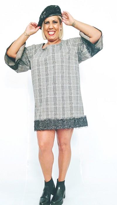 vestido-cuadritos-casual