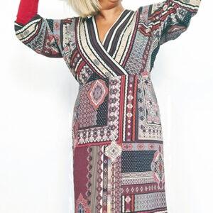 vestido-de-mujer-corto-invierno-estampado