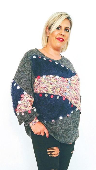 jersey-de-mujer-invierno-lana-lentejuelas