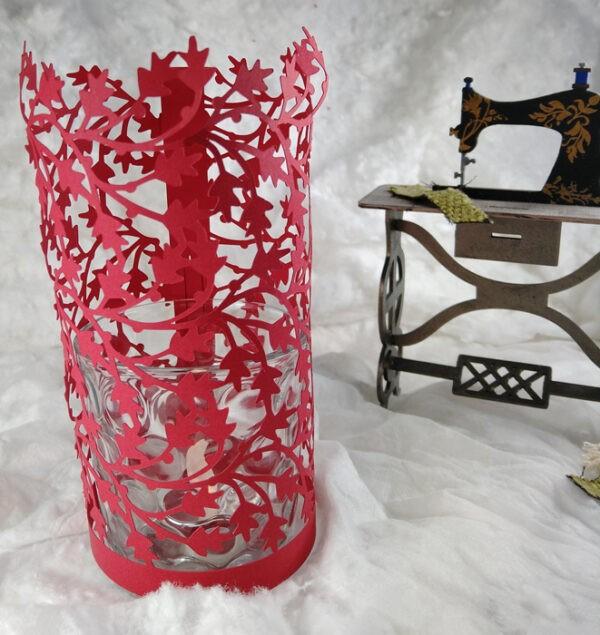 portavelas-artesanales-adorno-rojo