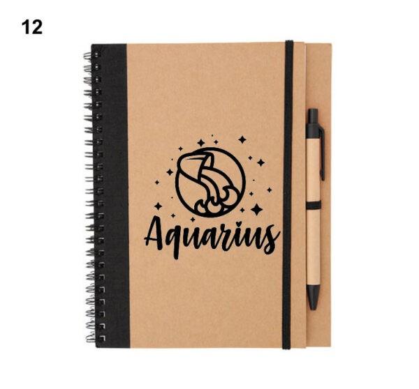 libretas-ecologicas-con-horoscopo-acuario